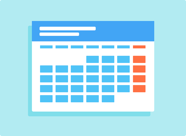 DOT Physical-Booking Calendar